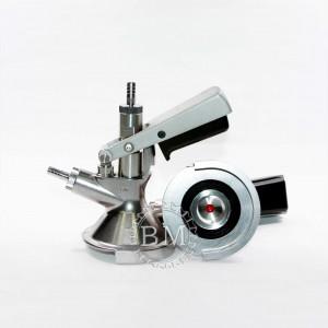Головка разливочная Micro Matic, тип A,  Safety Coupler (с интегрированными штуцерами)