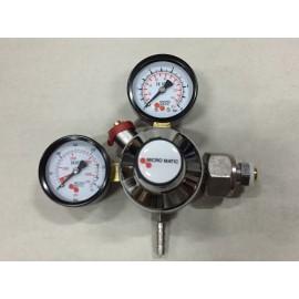 Редуктор Micromatic на 1 давление (7 бар) выход 7 мм, с гайкой -3/4