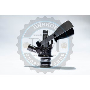 Головка разливочная MicroMatic, тип U, (без штуцеров)