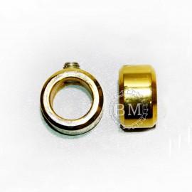Промежуточное кольцо для крана золото