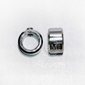 Промежуточное кольцо для крана хром