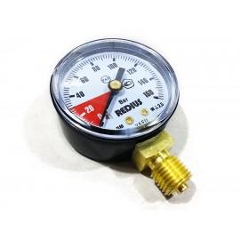 Манометр высокого давления  G1/4 RDS