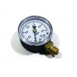 Манометр низкого давления МП50М-0.6 МПа G1/4