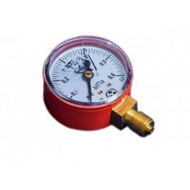 Манометр газовый RDS 0.6 Мпа