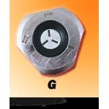 Фитинг пивной кеги, тип G (MicroMatic)