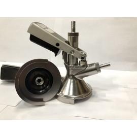 Головка разливочная Micro Matic, тип M Safety Coupler, (со штуцерами)